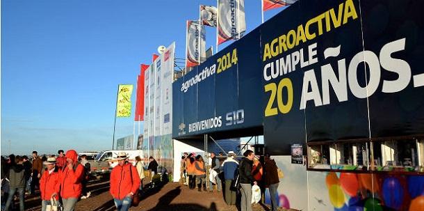 Agroactiva: el stand de Córdoba, entre los más visitados