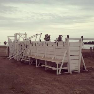 brete manga corrales para manejo ganado vacuno hacienda bovinos