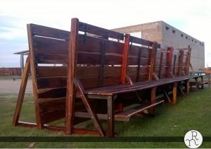bretes corrales articulos rurales instalaciones para ganado