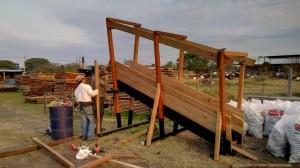 trabajos a medida en carpinteria rural