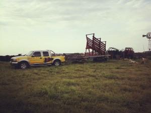 fabrica transporte e instalamos carpinteria rural